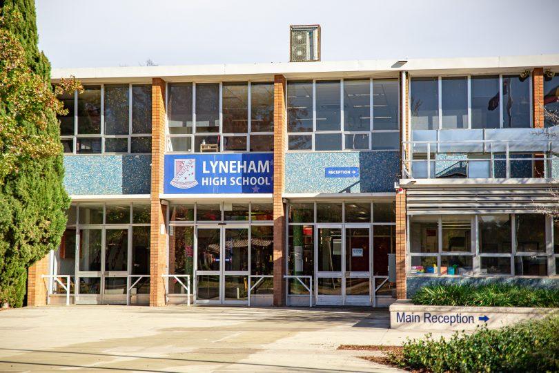 Lyneham High