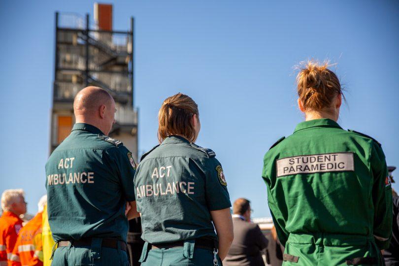 ESA workers