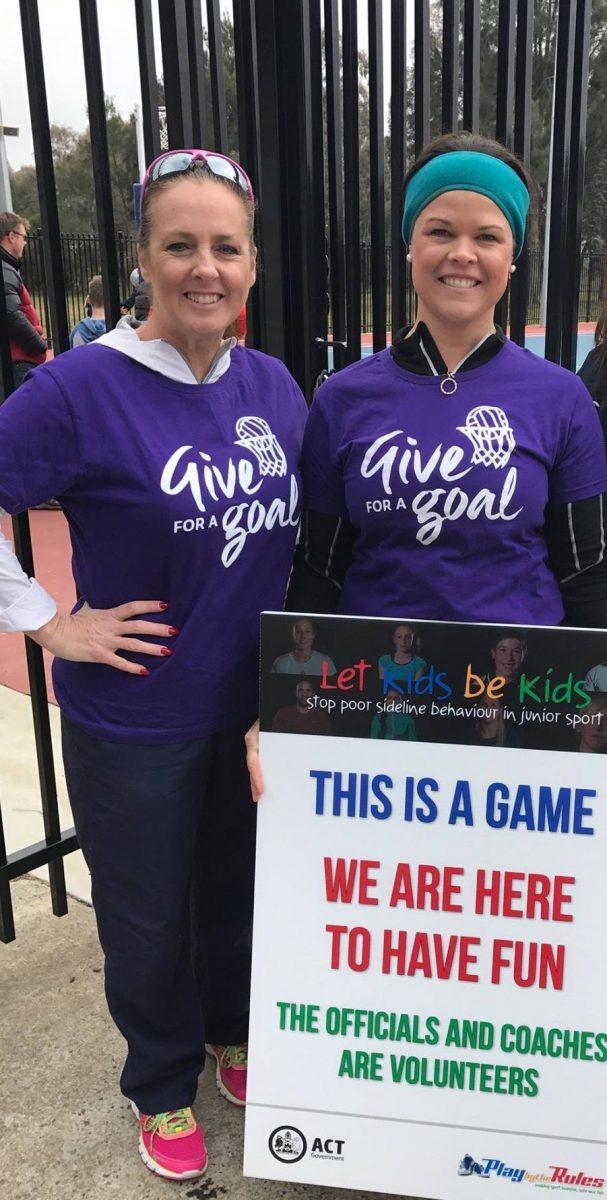 Benita Bittner (left) with Louise Bilston. Photo: Supplied.