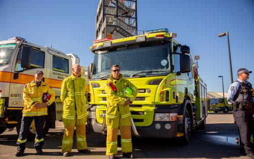 ACT Fire and Rescue reminds Canberrans to be fire safe in winter