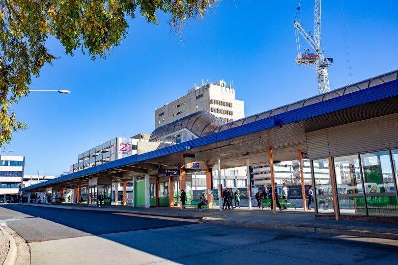 Woden Bus Station