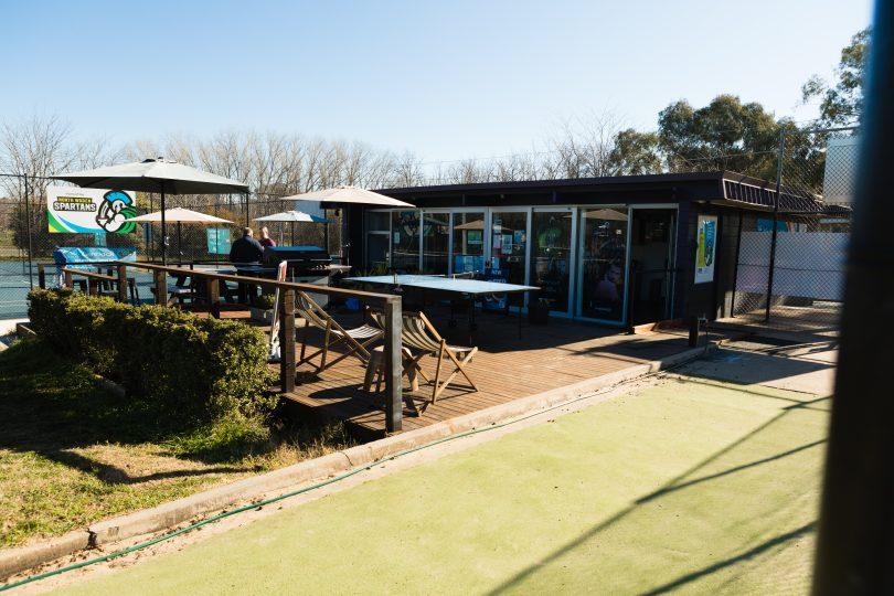 North Woden tennis club