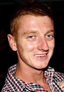 Robbie McMullen. Photo: Supplied.