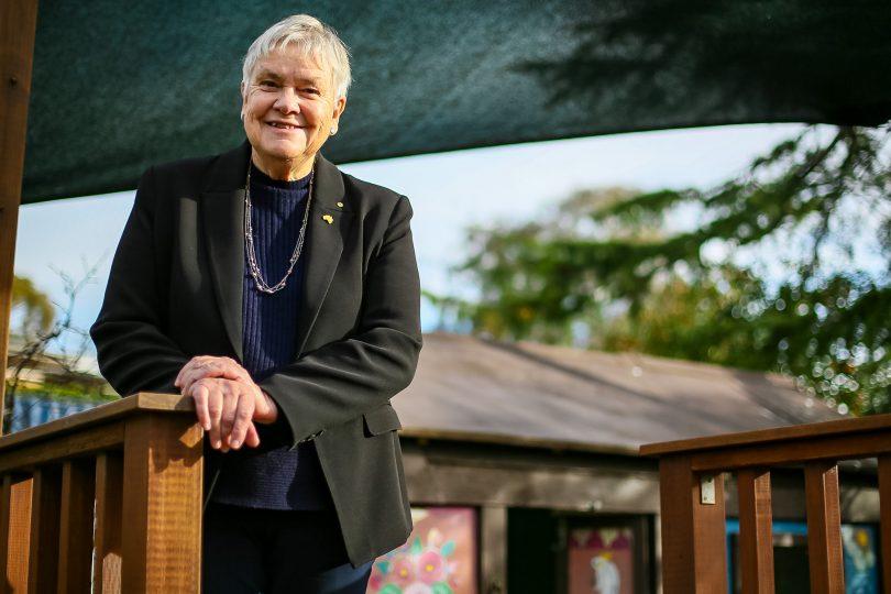 Dr Sue Packer AO