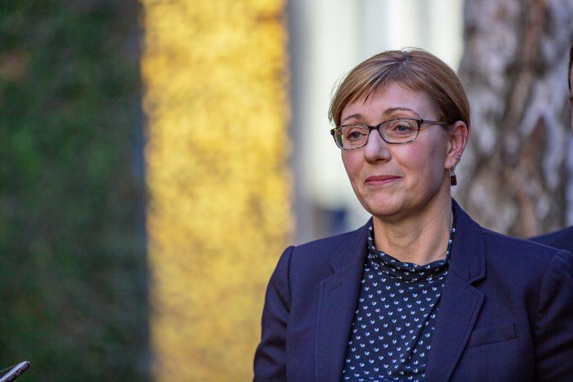 ACT Health Minister Rachel Stephen-Smith