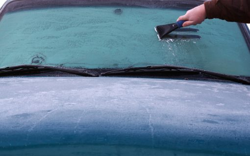 Canberra drivers reminded to defrost their cars or face $200 fines