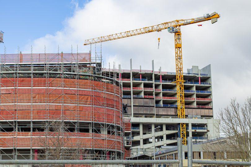 ACT construction site