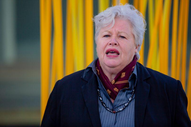 Shadow Health Minister Vicki Dunne