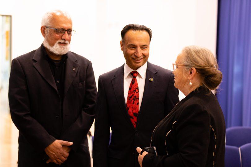 MLA for Yerrabi Deepak-Raj Gupta