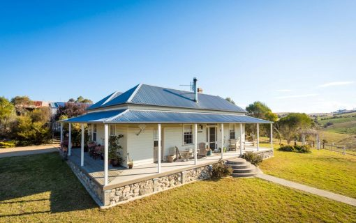 With only three previous owners since 1860, Bega's 'Brianderry' offers beauty and history but also a future