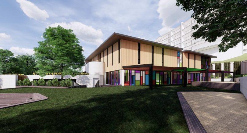Proposed Denman Prospect child care centre