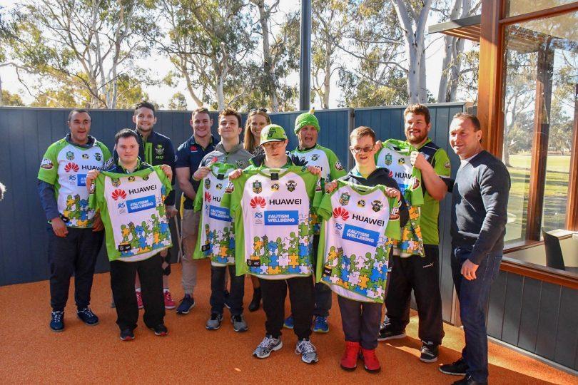 Canberra Raiders Super Squad