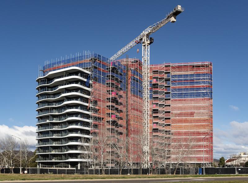 Canberra development applications