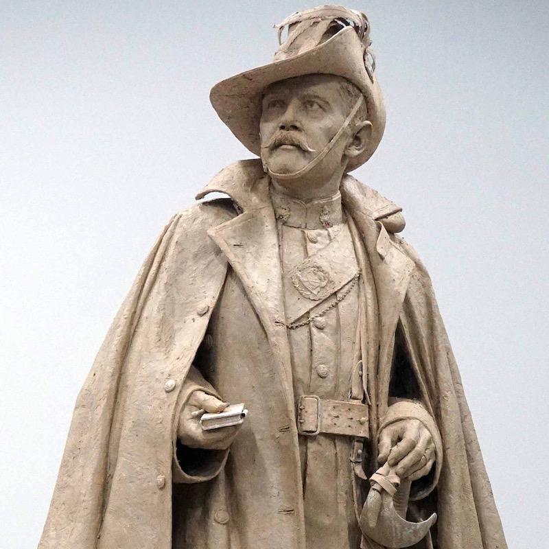 James Alexander Kenneth Mackay's statue