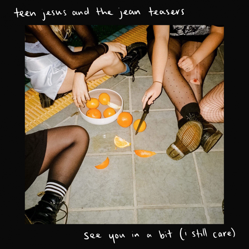 Teen Jesus and the Jean Teasers single