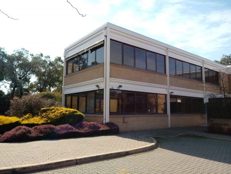 Child care centre in Deakin. Photo: Supplied.