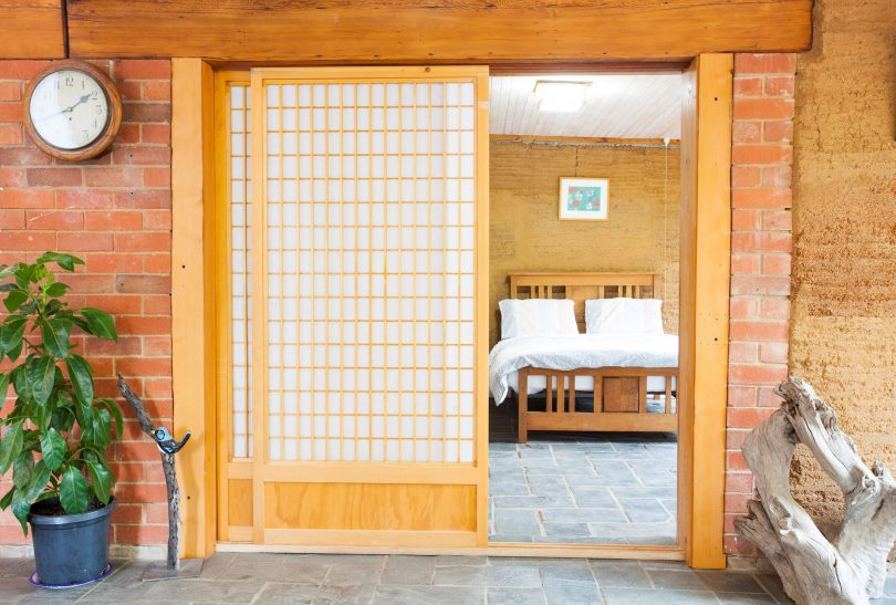 Originally built with Japanese influence, many elegant features remain. Photo: Supplied