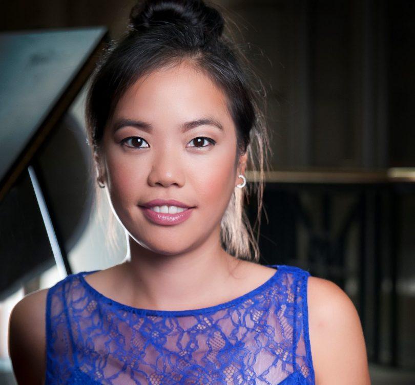 Pianist Andrea Lam