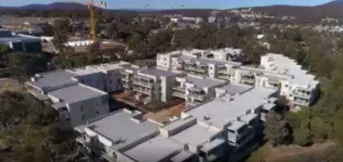 Canberra's Elara apartments