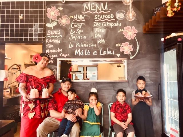 Kingdom 5 Tongan Cafe