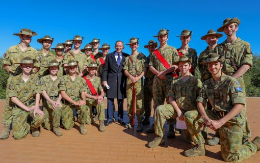 Tony Abbott confirmed as War Memorial's newest council member