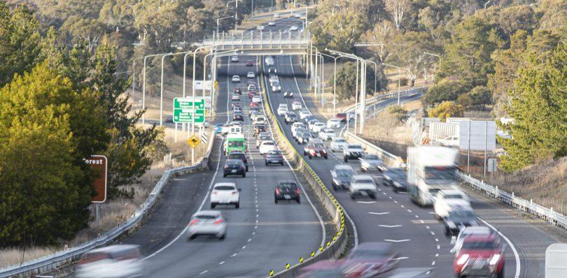 Traffic hotspot CCTVs