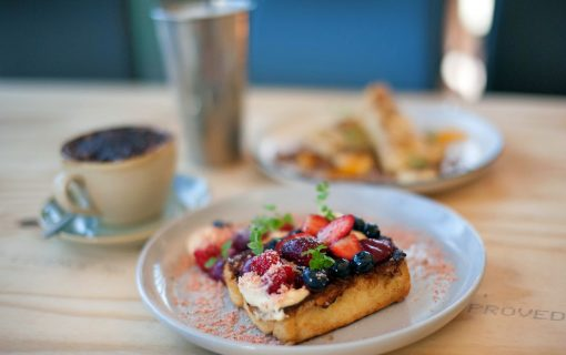 'Thyme' for a coffee and beautiful meals at the end of Gungahlin's Light Rail line