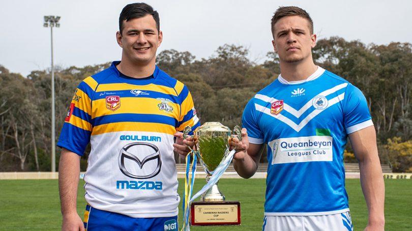 Queanbeyan Blues, Goulburn Bulldogs, rugby league