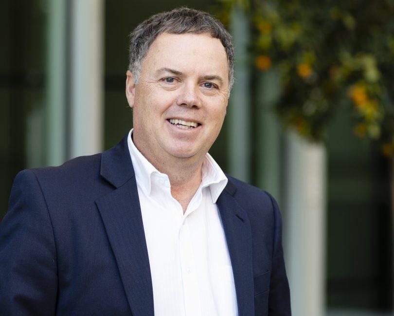 Dr Michael Schaper.