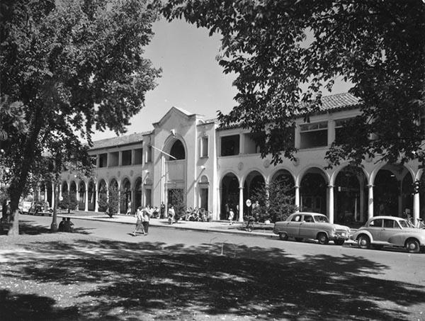 Melbourne Building 1953.