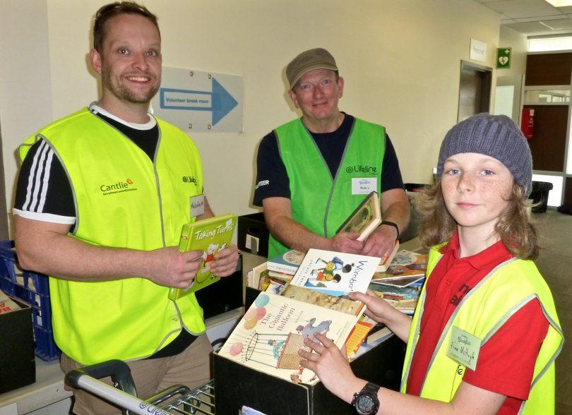 Lifeline Canberra Bookfair