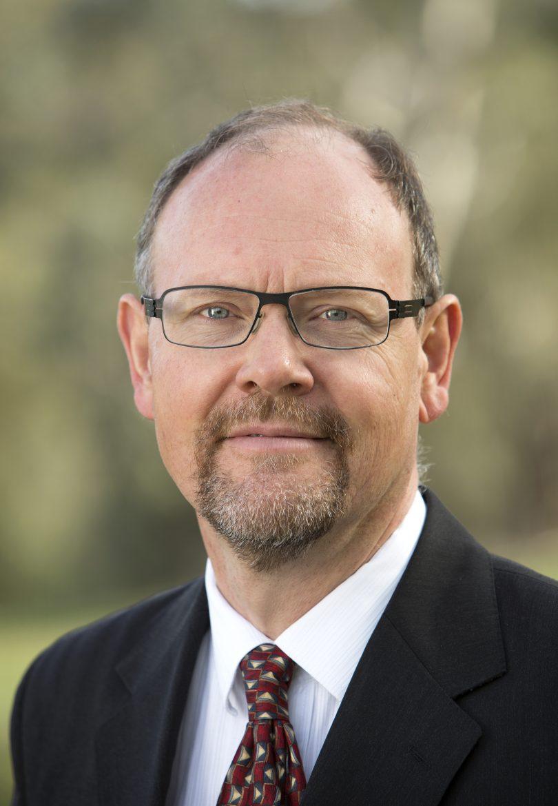 Professor Quentin Grafton