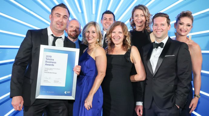 2019 Telstra ACT Business of the Year awards