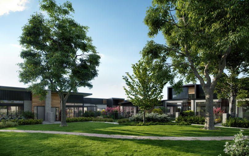 Oakwood Residences.