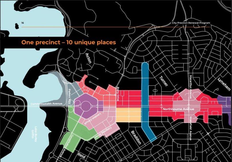 The City Precinct
