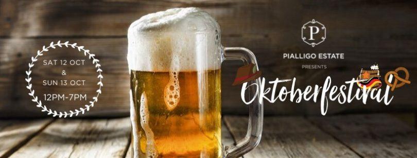 Pialligo Estate's Oktoberfestival 2019