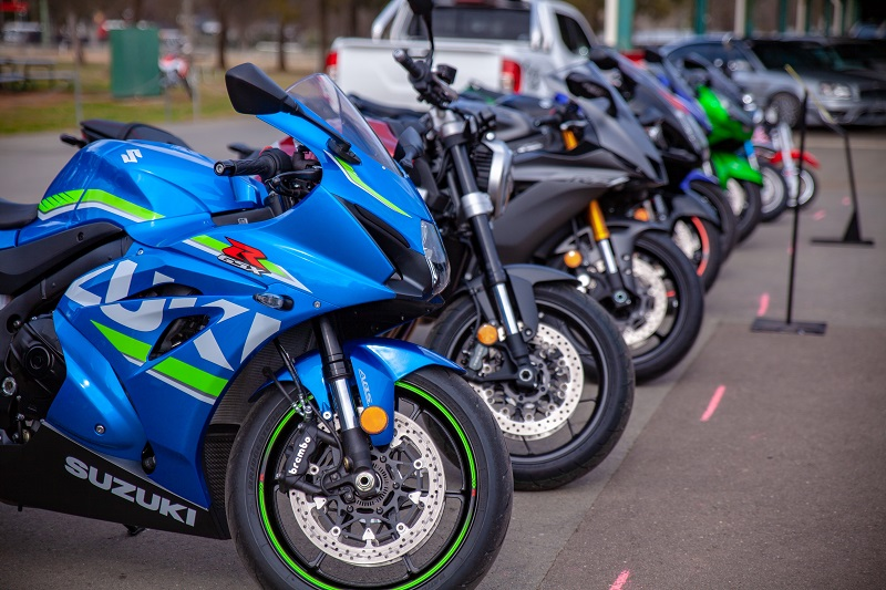 Meet passionate riders and owners at the All Japanese Car and Bike Show.