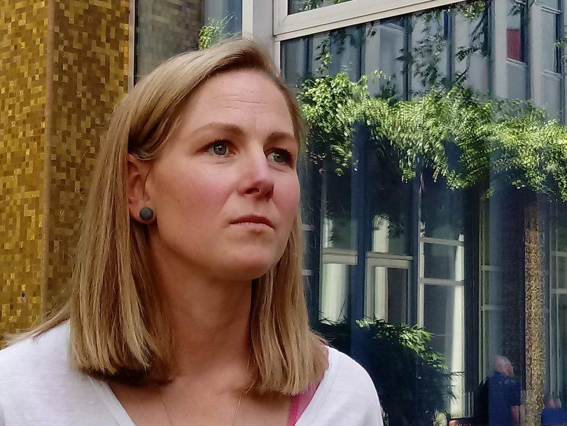Garran resident Jennifer Berget