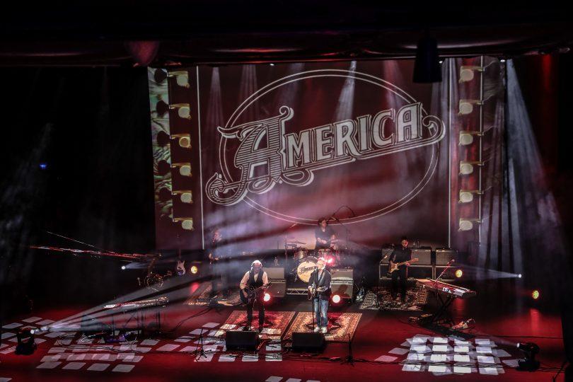 America in concert.