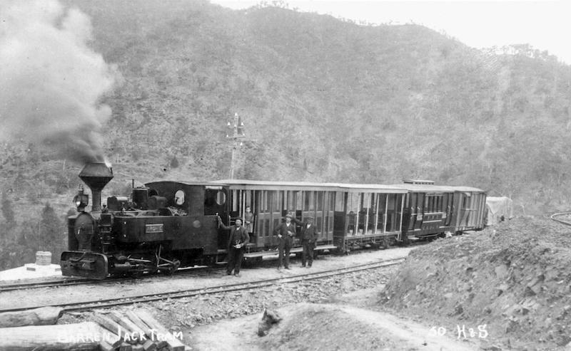 The Archie locomotive