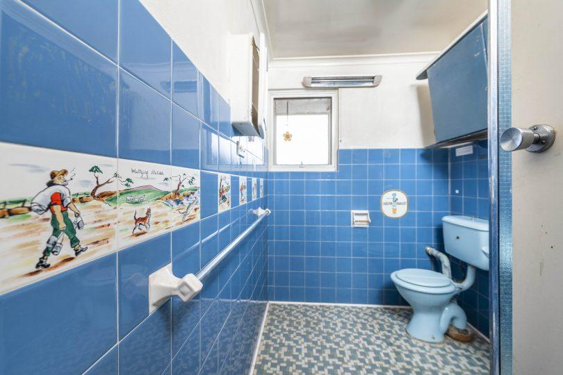 An original bathroom