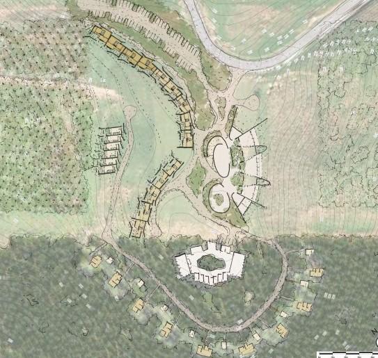 Eco-lodge concept design