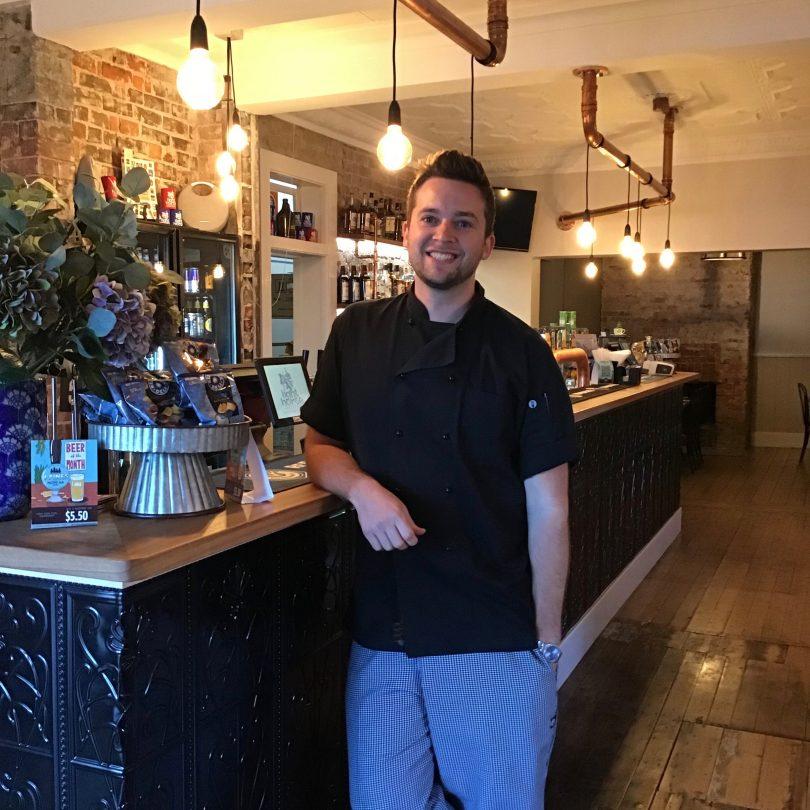 Chef Craig Slater