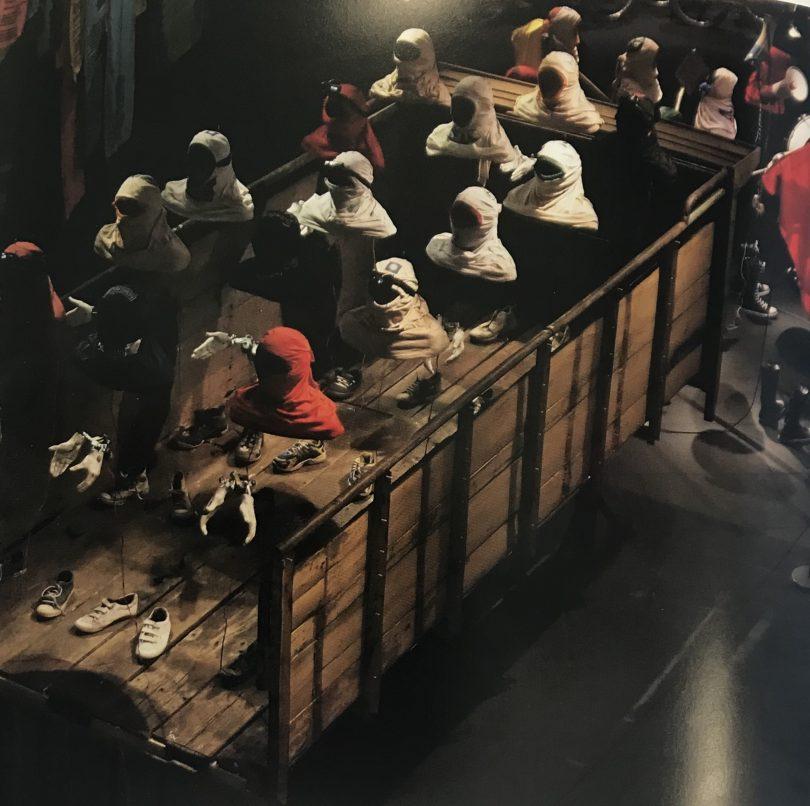 Jompet Kuswidananto's workers