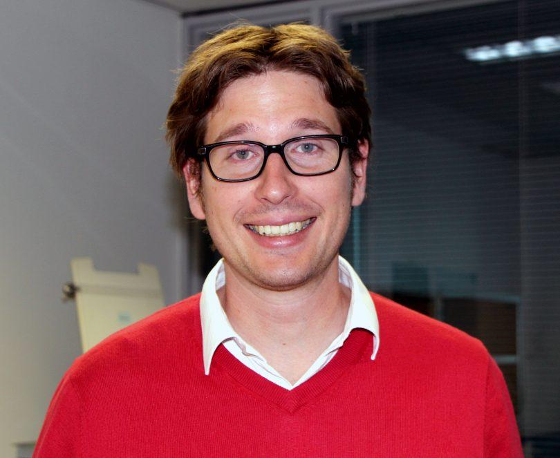 ACT Labor secretary Matt Byrne