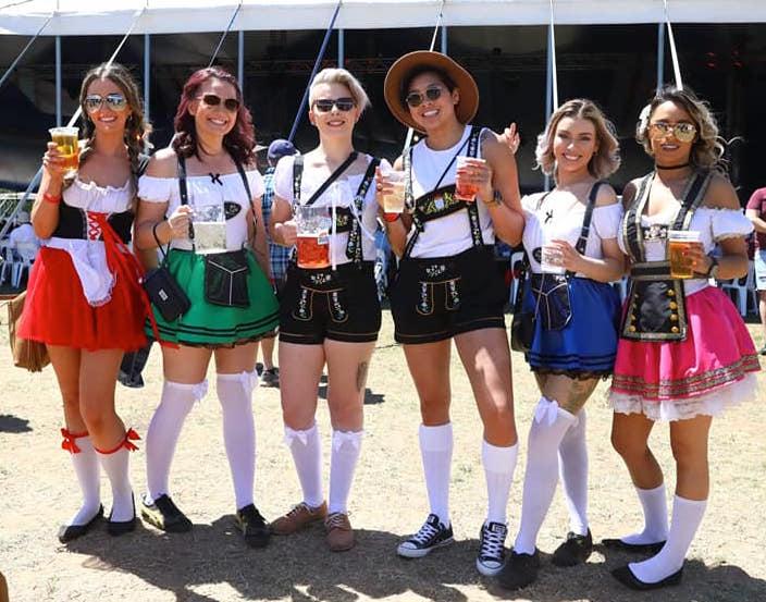 Oktoberfest's a hit at Queanbeyan