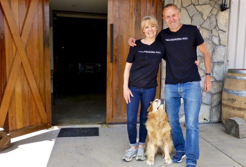 Mary and David McAvoy