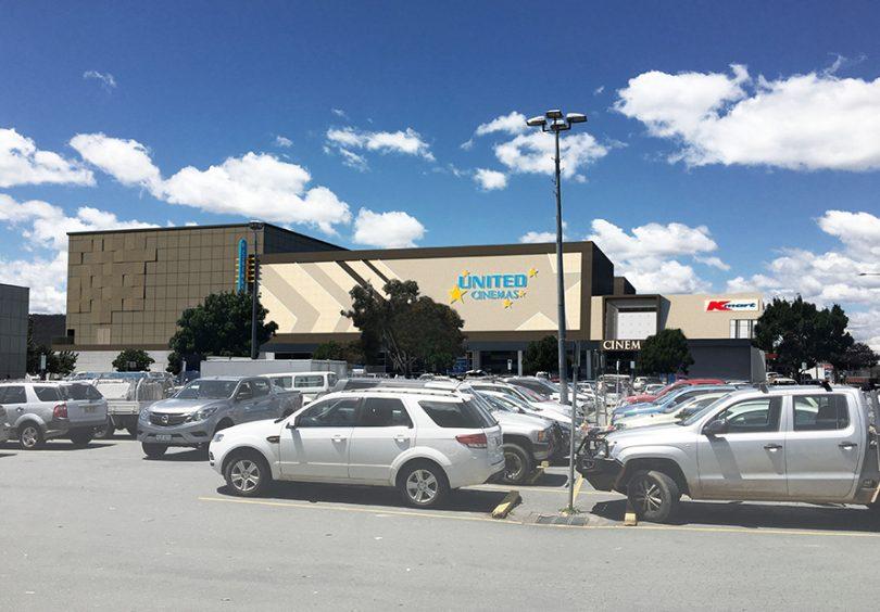 New cinema complex in Queanbeyan