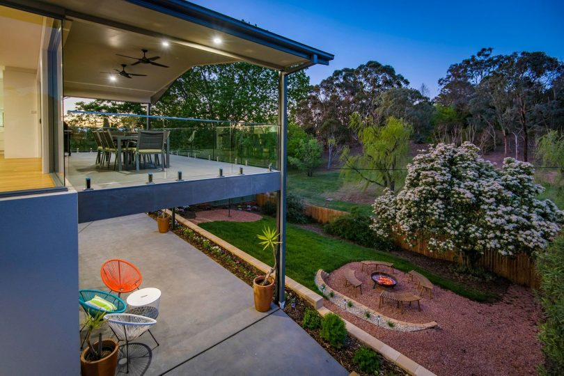 Red Hill Reserve at your backyard