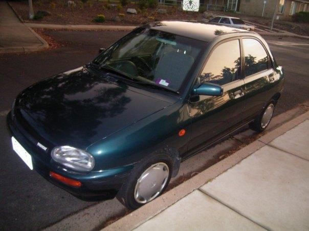 Labor MLA Tara Cheyne's first car